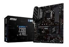 MSI Z390-A pro ATX Mainboard für Intel LGA1151 Cpus