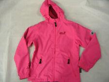 JACK WOLFSKIN schöne leichte Funktionsjacke pink Texapore Gr. 140 TOP ST120
