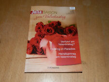 Julia Saison zum Valentinstag, Band 41, 3 Romane, 1x gelesen.