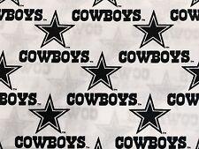 "DALLAS COWBOYS NFL  60"" Cotton Fabric BTY Fabric Traditions W"