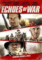 Echoes of War (DVD) **NEW** FAST FREE SHIPPING!!!