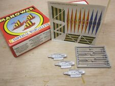 Games Workshop Man O'War Imperial War Galleys x3 Unpainted Boxed Citadel GW