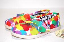 Toms Original Toddler 013026D12-RCLEA Adjustable Slip on Shoes Kids