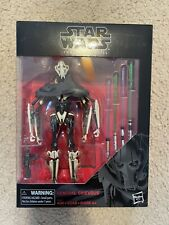Hasbro General Grievous Star Wars The Black Series 6in. Action Figure