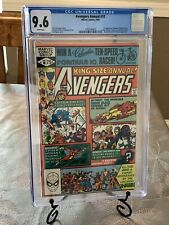 Avengers Annual 10 CGC 9.6 First Rogue.  White pages
