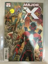 Major X 4 5 6 complete set lot run Rob liefeld first 1st prints only 4A 5A 6A