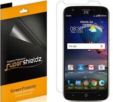 6X Supershieldz Anti Glare (Matte) Screen Protector Shield For ZTE Grand X3
