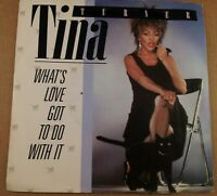 "Tina Turner : What's Love Got To Do With It :: Vintage 7"" Single from 1984"