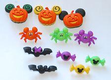 Mickey & Minnie Halloween / Disney Collection Dress It Up Buttons /Pumpkin~Candy