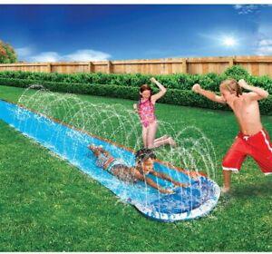 Banzai 16ft Speed Blast Water Slide 488 cm L x 71 cm W