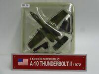 Del Prado Republic A-10 Thunderbolt 1/140 Scale War Aircraft Diecast Display 26