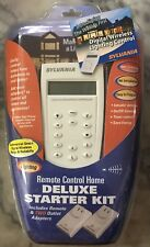 Sylvania Remote Cotrol Home Deluxe Started Kit Sh50102