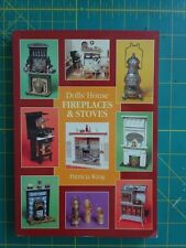 Dolls' House Fireplaces & Stoves- how to make dollhouse miniatures