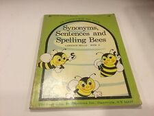 An Instructor Big Book Of Synonyms, Sentences, And Spelling Bees Book A