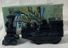 Avon 440 After Shave The General Train Decanter Wild Country With Box Vintage