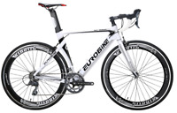 Aluminium Road Bike Shimano 16 Speed Mens Bikes 700C wheels Bicycle 54cm Sales