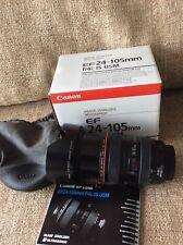 Canon L-series 24-105mm F/4 L IS USM Lens