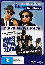The BLUES BROTHERS / BLUES BROTHERS 2000 : NEW DVD