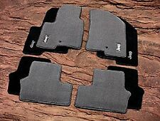 2008 2016 Jeep Patriot Premium Carpet Floor Mats Gray Mopar Accessory