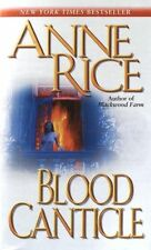 Blood Canticle (The Vampire Chronicles)-ExLibrary