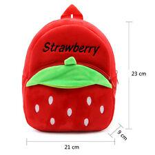 Baby Toddler Child Mini Lovely Animal Backpack Schoolbag Kids Shoulder Bag #20 E