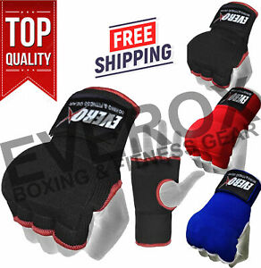 UFC Fitness MMA Boxing Quick Hand Wrap Gel nocche Interno Guanto