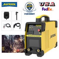Arc MMA Welder Machine Handheld IGBT Stick Welding Inverter Welder 110V/220V