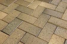 Pflasterklinker Klinker-Pflaster Pflastersteine grau beige 20x10x5,2