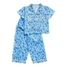 Girls Baby/Toddler Woven B/D Floral Print #2020 Pajama Set Sleepwear, S (3T-4T)