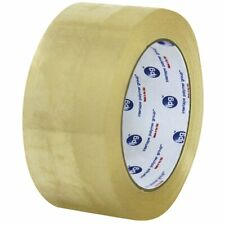"""New listing Ipg 400 Package Carton Sealing Tape Acrylic Adhesive 2.1 Mil Clear 3"""" x 110 Yds"""