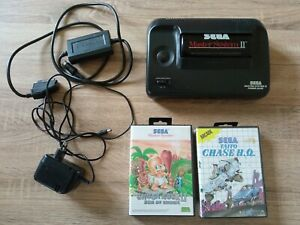 console Sega Master System 2 + 2 jeux