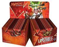 REPACK - Unstable Booster Box - 36 Repacked Packs - English MTG Magic Cards
