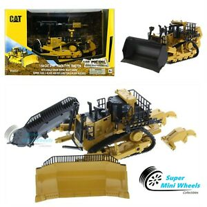 CAT 1:64 - Play & Collect - Cat D11 Dozer with 2 Blades and Rear Rippers