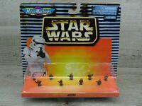 Star Wars Micro Machines Galoob Jawas Action Figures 1996