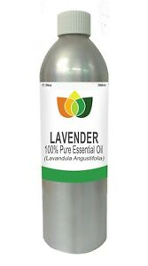 Lavender Essential Oil Natural Lavandula Angustifolia 500ml - Aromatherapy
