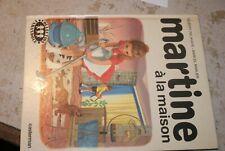 Livre Martine à la maison 1984