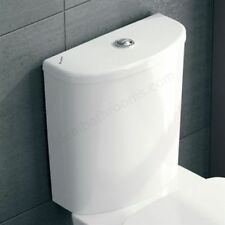 Twyford Bathrooms Ceramic Close Coupled Toilets