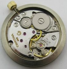 Certina 408 Peseux P 70?0 17 jewels Watch Movement  for part ...