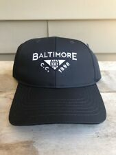 Ahead Golf Cap Hat New With Tags-Baltimore Country Club 1898-Strap back