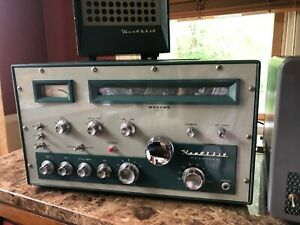 Heathkit RX-1 Mohawk Receiver - Recapped - All New Tubes - Fully restored - AK-5