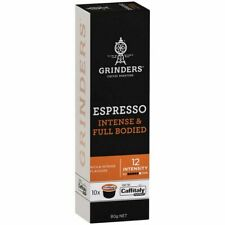 80x Coffee Capsules Grinders Caffitaly Espresso Pods Expiry 1/1/22