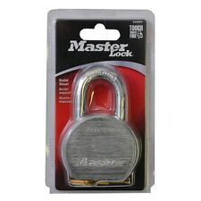Armored Padlock Master Lock Stainless Uses Industrial 930D MM.60