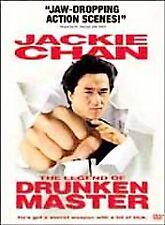 The Legend of Drunken Master (1994) DVD Jackie Chan
