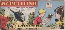 Marcellino N°25 - Edizioni Delle Mura 1958 - Bel Condizioni