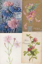 CHRYSANTHEMUM FLEURS  FLOWERS 88 Cartes Postales Mostly Pre-1940