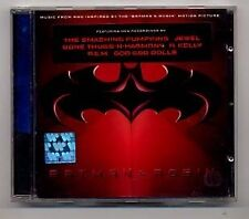 Batman & Robin, BO du film / OST, CD