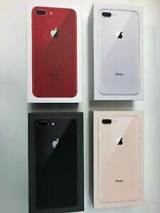 Apple iPhone 8 Plus 64GB  Various Colours Unlocked SIM Free Smartphone
