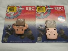 EBC R-MODEL FRONT AND REAR Brake Pad Set - CRF150R / CRF150RB ALL YEAR