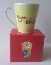 East Side Marios Nescafe Mug With Original Box Budda Boom Budda Bing Restaurant
