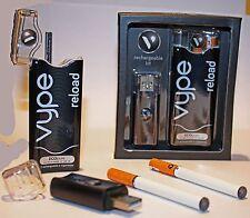 Vype Reload Rechargable Starter Kit  2 x Cartridges Classic Flavour  (ECOpure)